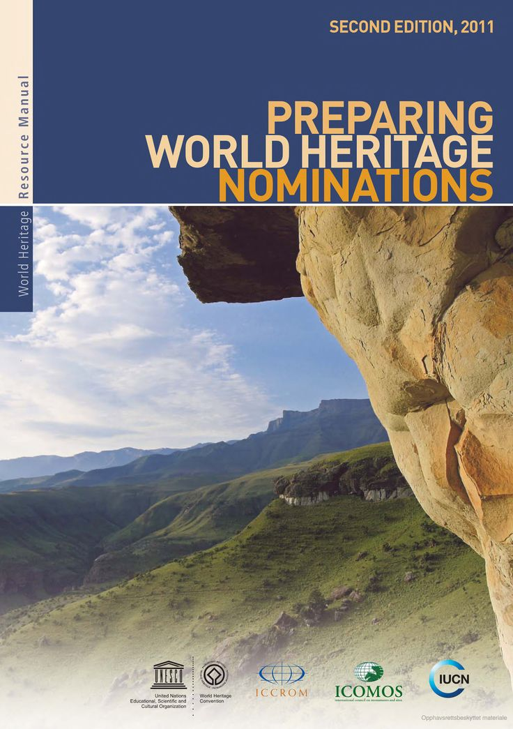 Preparing World Heritage Nominations