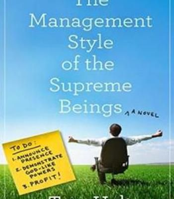 The Management Style Of The Supreme Beings PDF