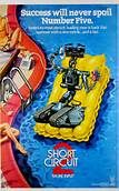Short Circuit 2 (1988). [PG] 110 mins. Starring: Fisher Stevens, Michael McKean, Cynthia Gibb, Jack Weston and Tim Blaney