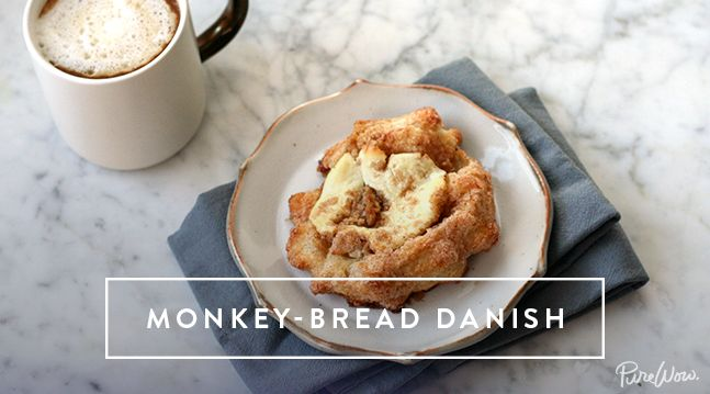 Monkey-Bread Danish http://www.purewow.com/recipes/Monkey-Bread-Danish?utm_source=huffpo&utm_medium=syndication&utm_campaign=easterbrunch