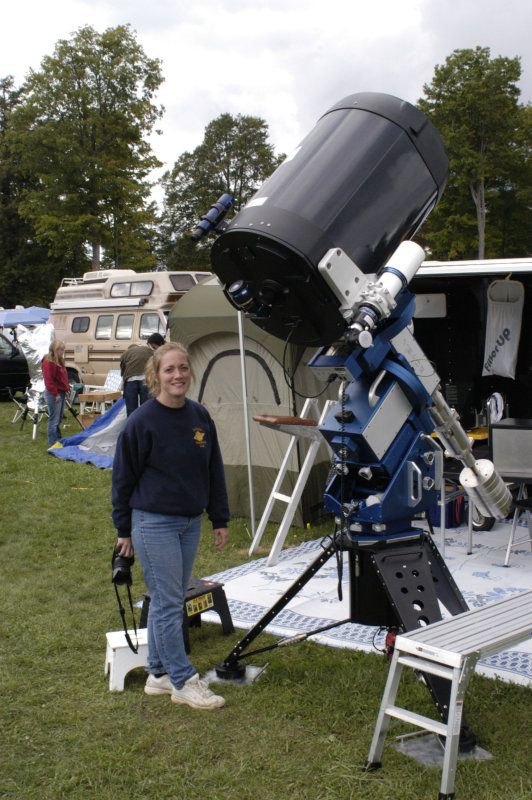 Good amateur telescope for