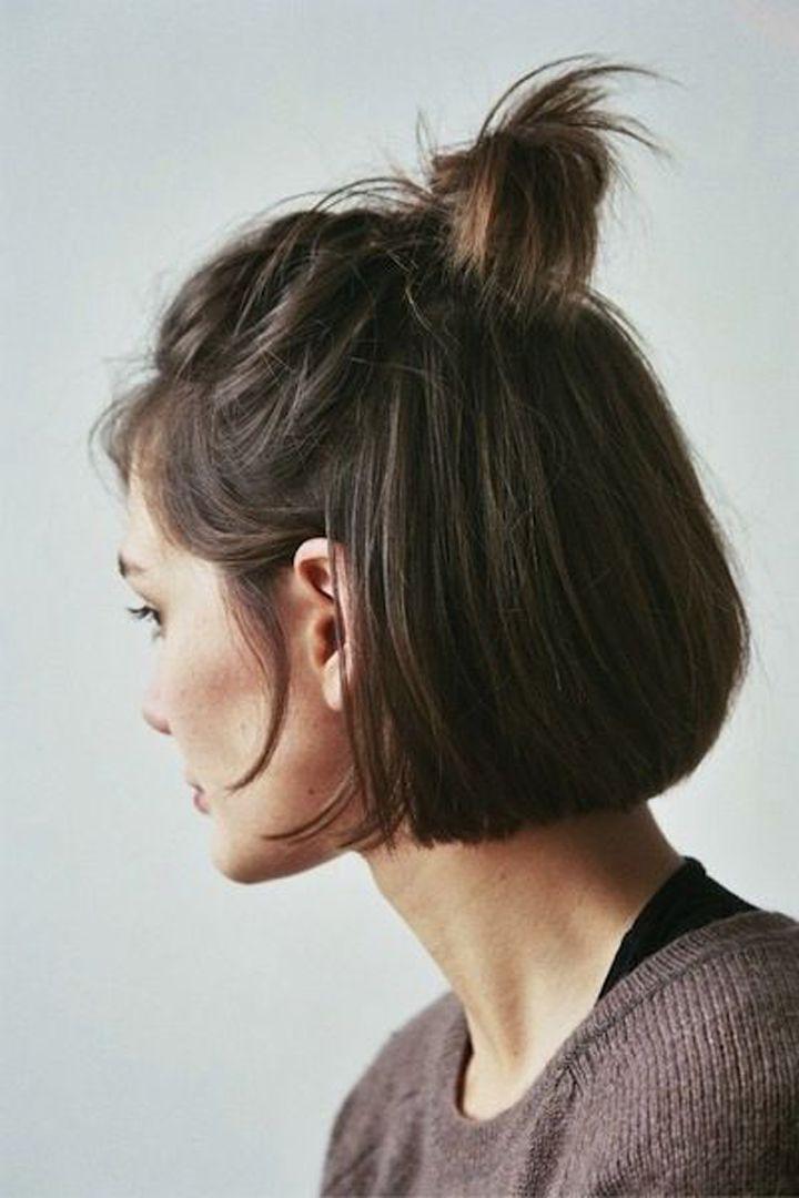 Peinados para pelo corto                                                                                                                                                      Más
