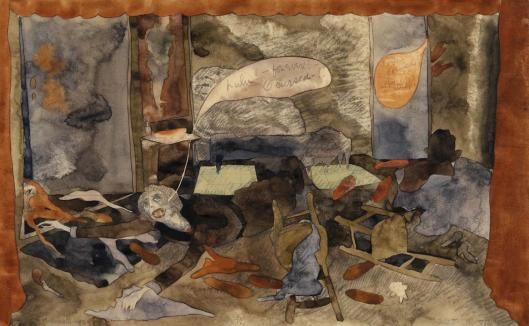 The Barnes Collection Painting Art Charles Demuth