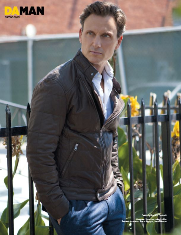 Tony Goldwyn Talks Fitz Grant With Da Man Magazine! See His Cover!