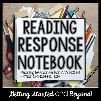 I know your students will love their INTERACTIVE Reading Response Notebook! This 110 page resource reflects the common core standards and is divided into 4 sections.  The sections include:1. Genre Study2. Comprehension Skills3. Comprehension Strategies4.