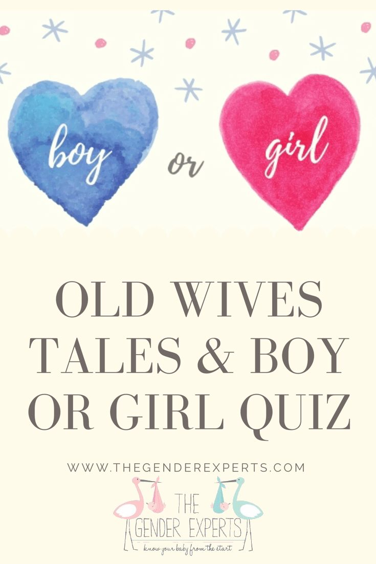 Boy Or Girl Quiz  Ultimate List Of Old Wives Tales For -2305