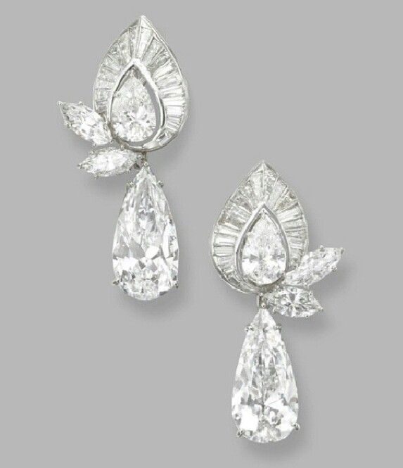 Harry winston jewelry earrings pinterest harry winston for Harry winston jewelry pinterest