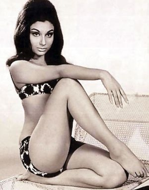 Tagore in a bikini. Read more http://fashionpro.me/now-top-5-stylish-actors-yesteryears