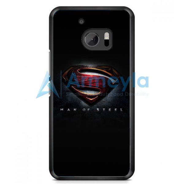 Man Of Steel Superman 2013 HTC One M10 Case | armeyla.com