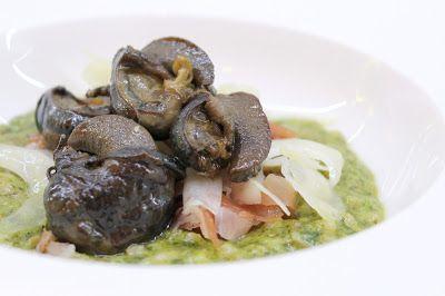 Ninnin Köökki: Snail porridge