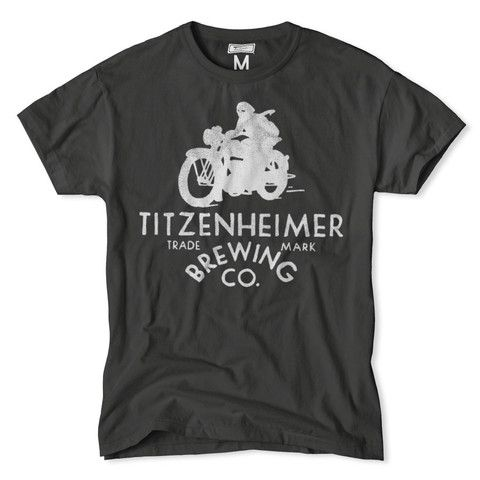 Titzenheimer Brewing Co T Shirt T Shirts Pinterest
