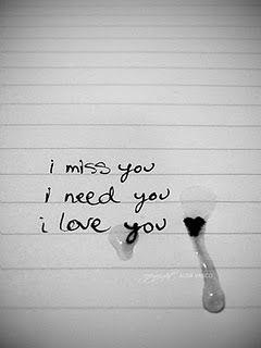 Tu me manqueras toujours Je te chercherais toujours Je t'aimerais toujours