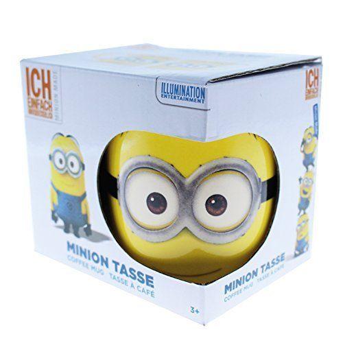Minion Goggle Eye Coffee Mug