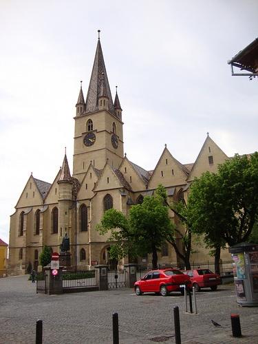 Lutheran Cathedral of Saint Mary (Sibiu, Romania)