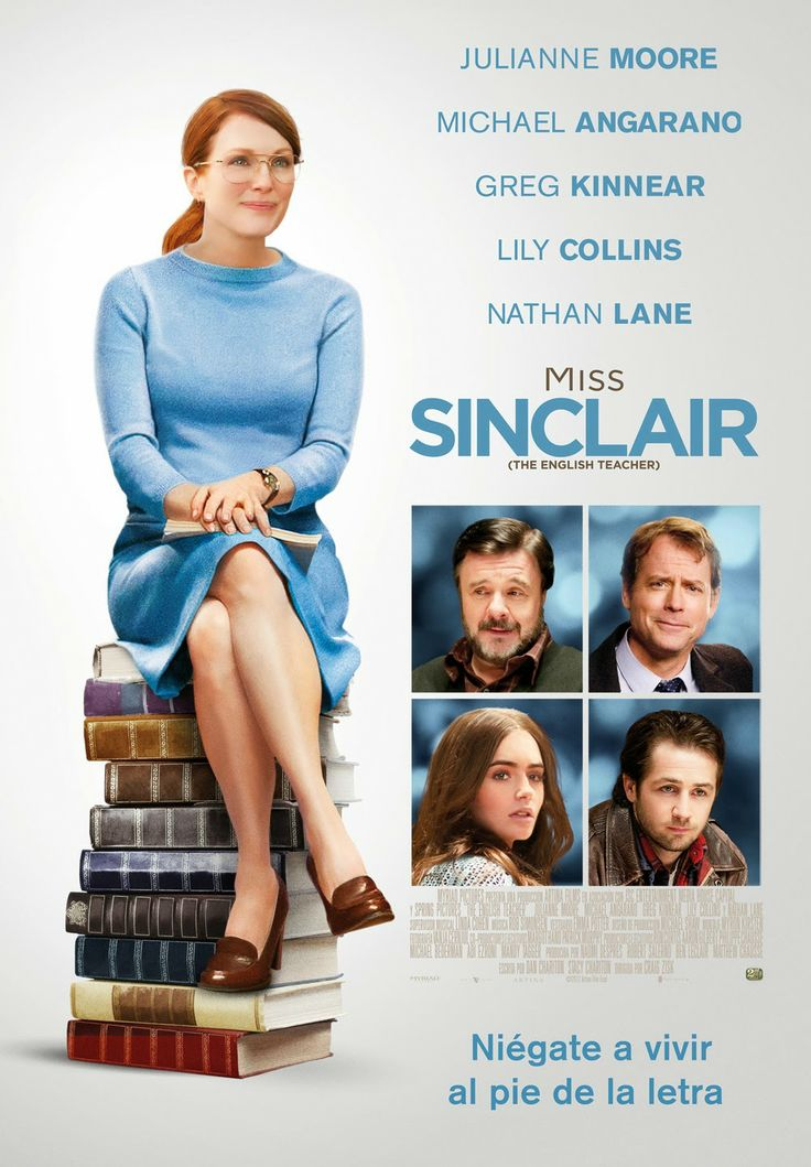 Cine Resumido: The English Teacher / Miss Sinclair (2013)
