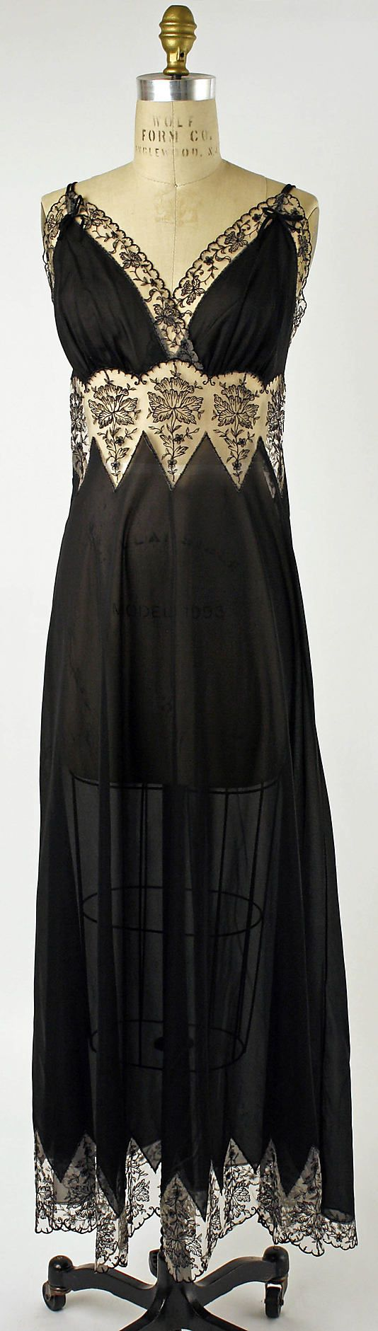 Nightgown, ca.1970