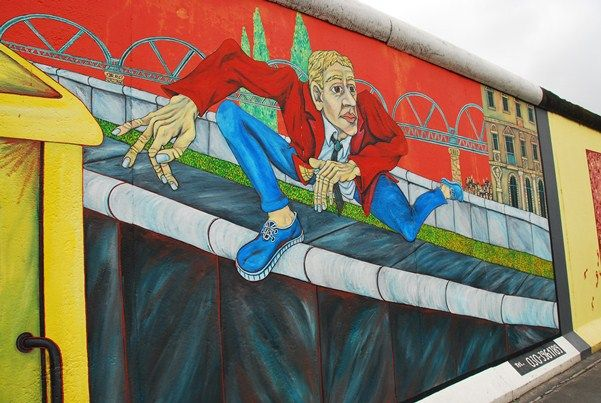 Berlin Wall, Germany - Open Air Gallery | The Travel Tart Blog