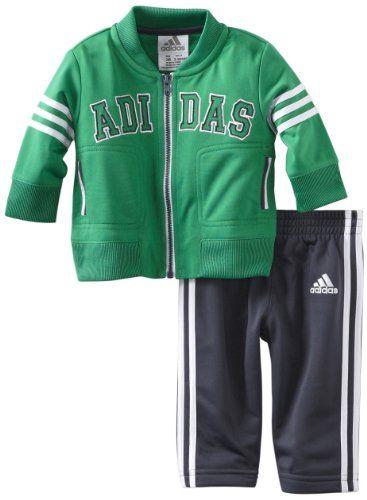 adidas Baby-Boys Infant ITB Teamtricot Set, Bright Green, 3 Months adidas,http://www.amazon.com/dp/B009E6SA2Q/ref=cm_sw_r_pi_dp_XXT.rb1ZRFG1HAJF