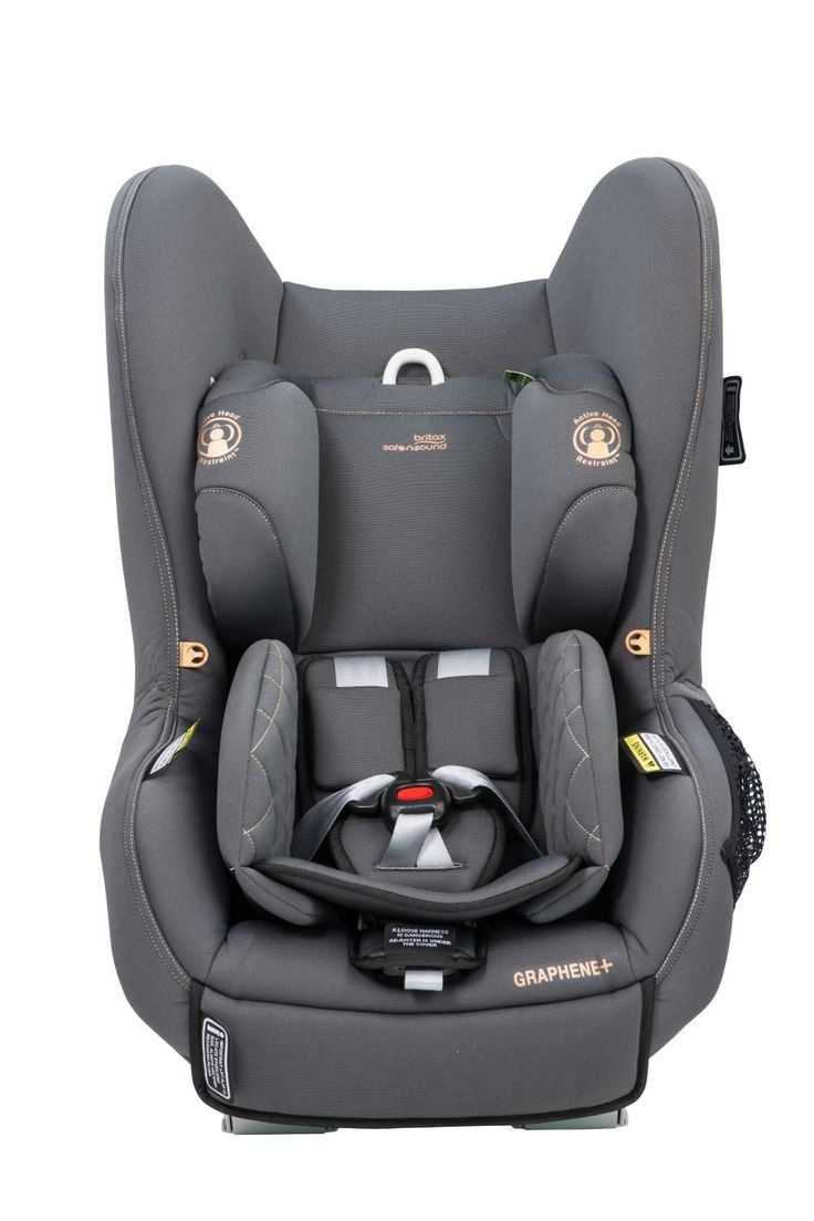 529Britax Safe N Sound Graphene+ Car Seat Grey Opal