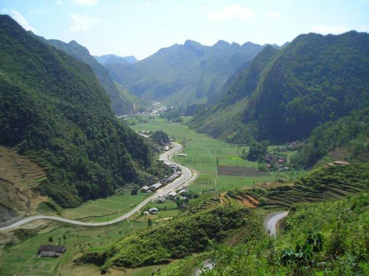 Ha Giang ways