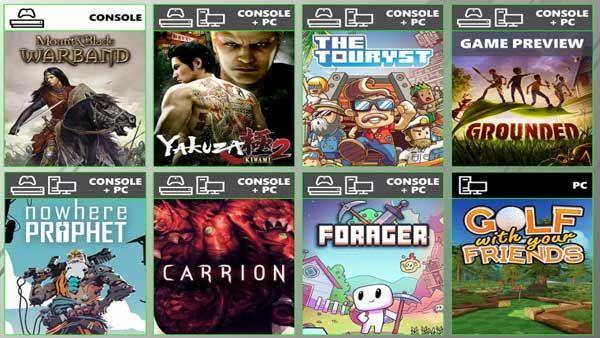 Games Coming To Xbox Game Pass For Console And Pc In July In 2020 Game Pass Xbox Games Xbox