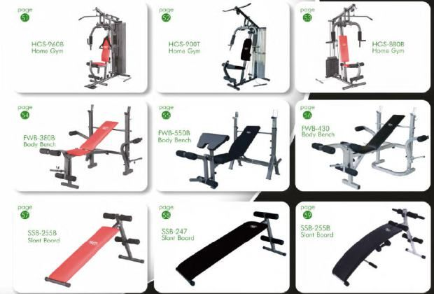 Types of Gym Equipment Names Pictures and How to…
