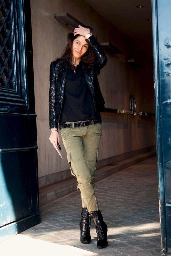 nice Модные женские брюки карго (50 фото) — С чем носить?