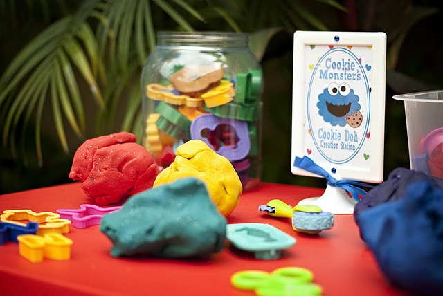 Cookie Monster Activity