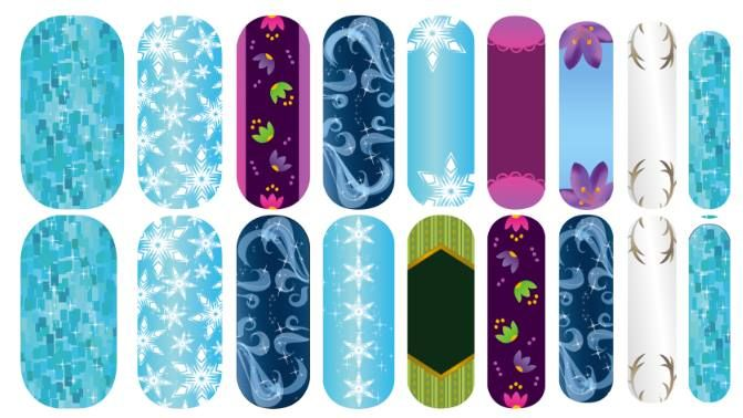 Jamberry: NAS contact me if you want me to order! jamminnails@gmail.com