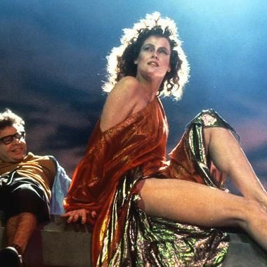 Hot: Sigourney Weaver will also cameo in the Ghostbusters reboot
