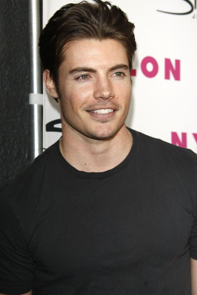 "Josh Henderson - as ""Evan"""