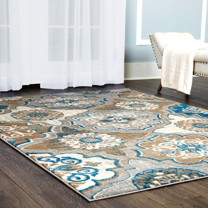 Albion Taupe Blue Area Rug Home Dynamix Brown And Blue Living Room Brown Area Rugs
