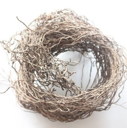 ARTIFICIAL SILK WEDDING FLOWER DODO VINE PACK FAKE BROWN (other colour too)