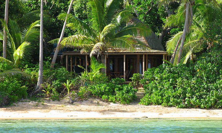 Fafa Island Fale Exterior