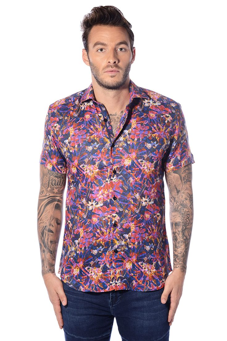 Bertigo shirt - JORDEN-92