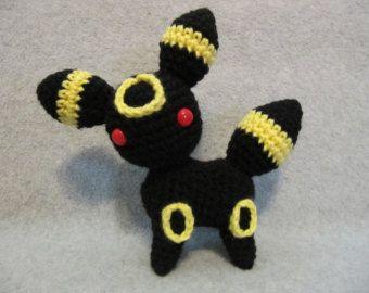 Chibi Umbreon Pokemon Pattern