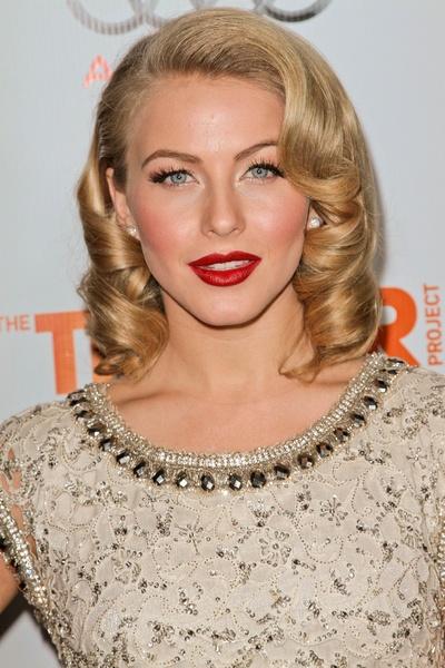 1940s style hair