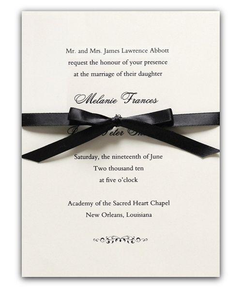 Wedding Invitations | Vera Wang Stationery in Ireland InkPretty.IE