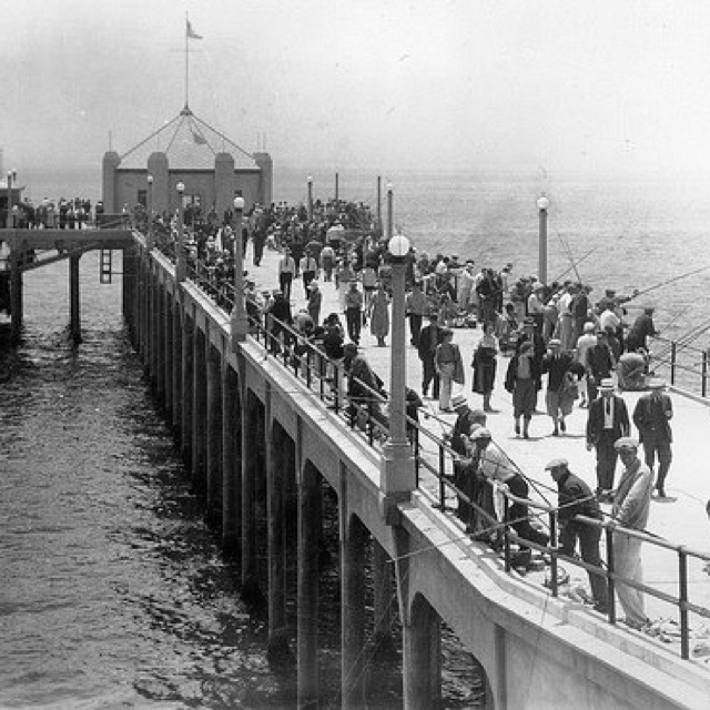 Fishing In Huntington Beach California
