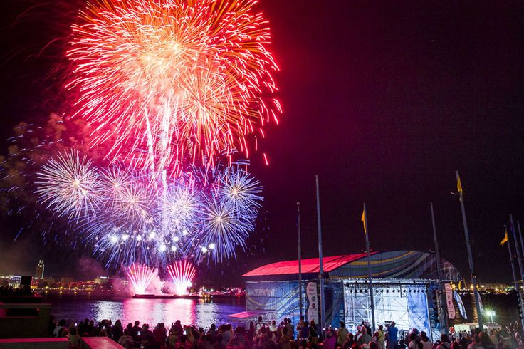 July 4th in Philadelphia 2016 - Fireworks, Concerts and More - Wawa Welcome America! — Visit Philadelphia — visitphilly.com