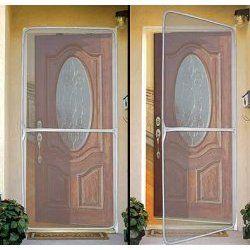 Screen Door - Velcro Mounting - Portable Screen Door