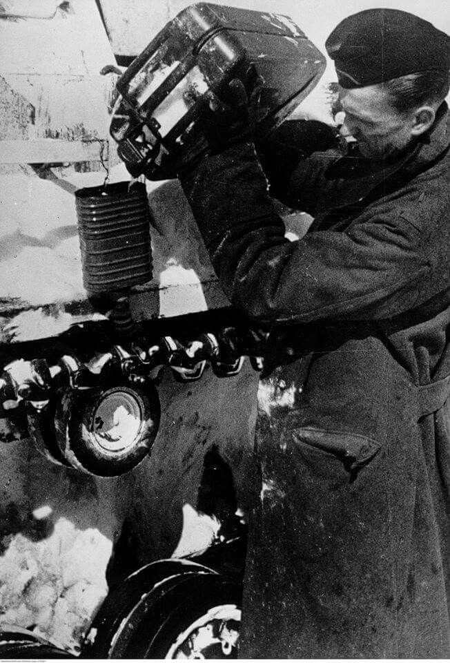 Russian gas mask filter funnel