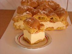 """Дожила до """"преклонных """" лет и не знала о такой вкусняшке. Рецепт польского пирога -наткнулась случайно и от фото просто захлебнулась слюной.Если вы знакомы с заварным тестом, то приготовить тако…"""