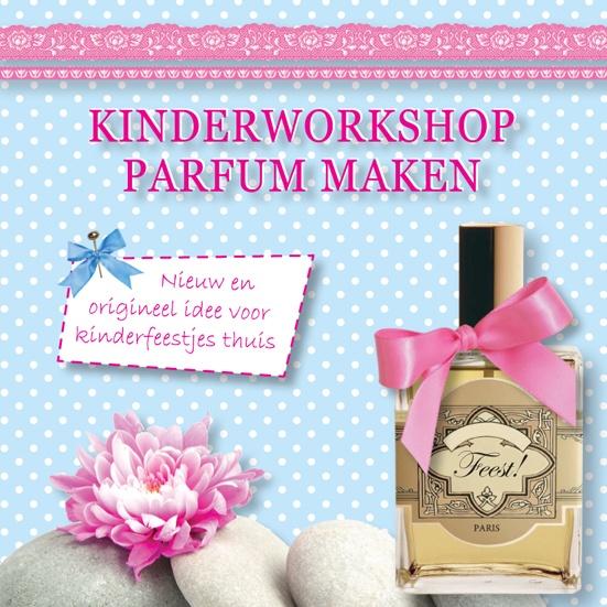 Makkelijk, leuk, hip en niet duur: zelf parfum maken!