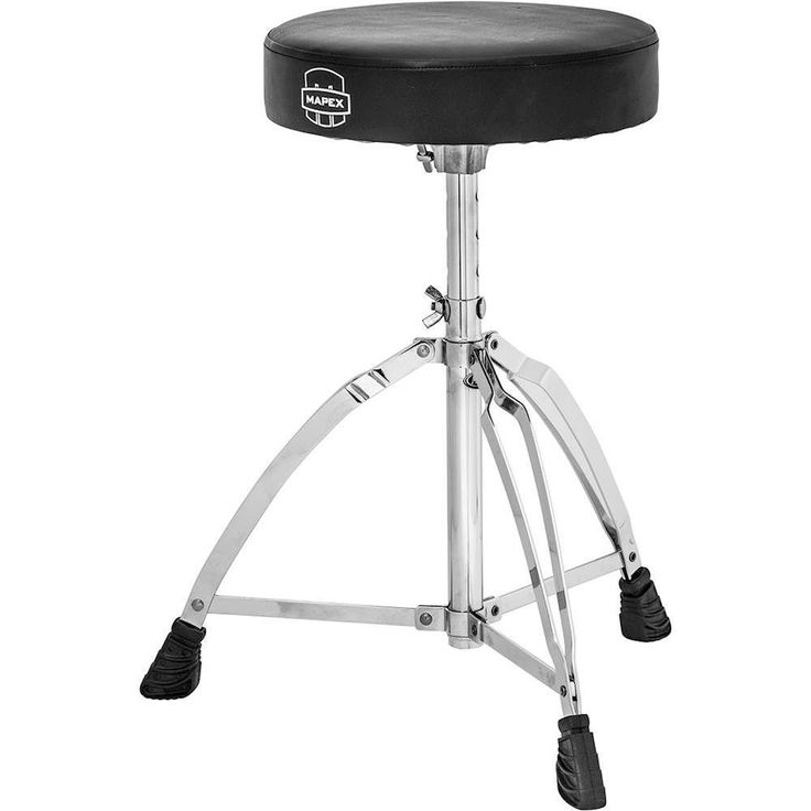 Mapex - Drum Throne - Chrome (Grey)