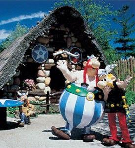 Asterix park, France