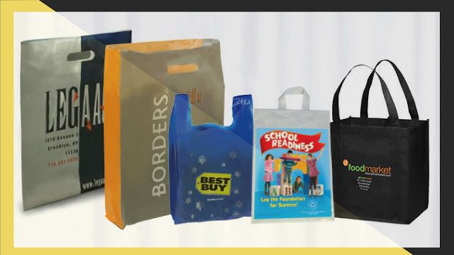 Businesses these days are opting for new methodologies and techniques to market their products and services.Brands these days go for plastic bags with logo imprinted on them.Check out benefits of printing brand logo on plastic bags listed here.  #plasticbags #printedbags #customizedbags #branding