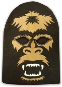 bigfoot ski mask- Malachi would LOVE this!!! :)