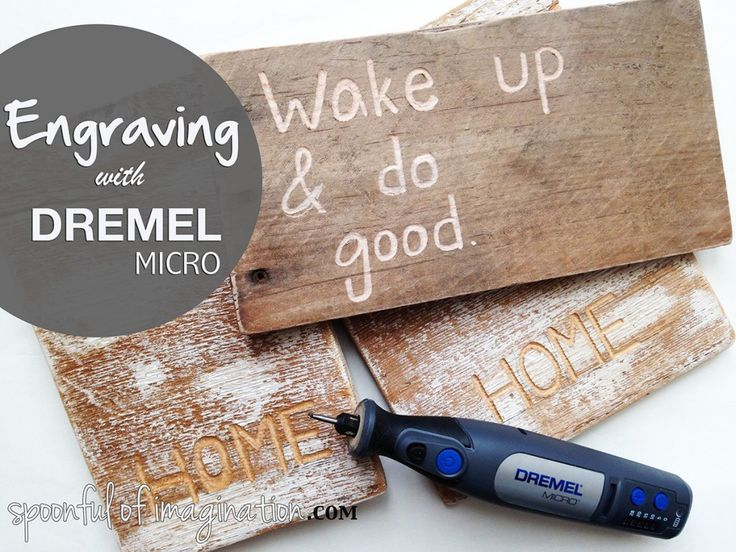 I was so excited to learn how to use my new @dremel tool! Come learn more about this tool, so you can make some wood signs too! #MyBrilliantIdea #CleverGirls #dremel