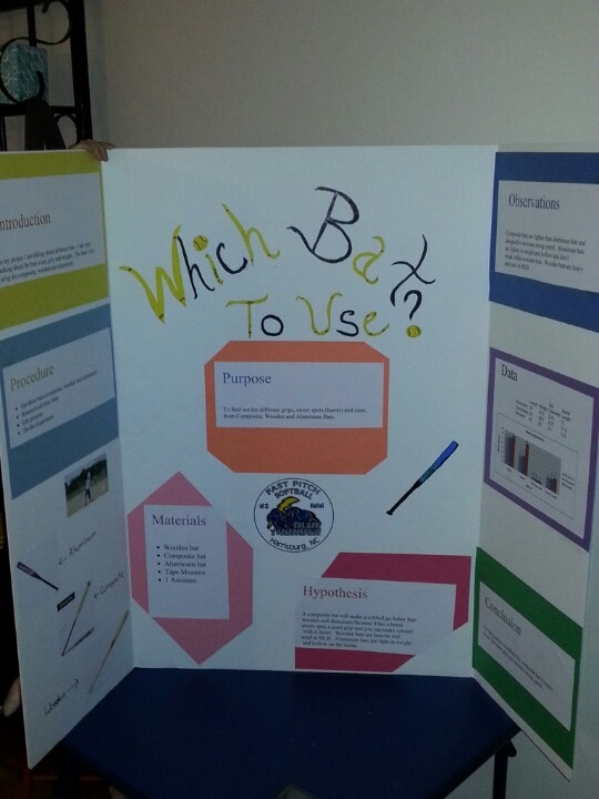 5th grade Science Fair Project by Kelsi | Logan 4H/Science ...